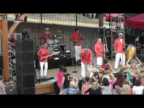 The Embers - LIVE - Uptown Funk
