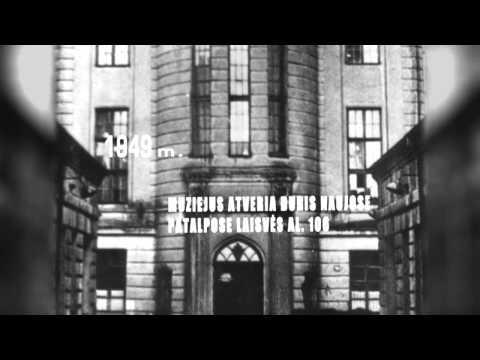 T. Ivanausko zoologijos muziejaus ekspozicijos