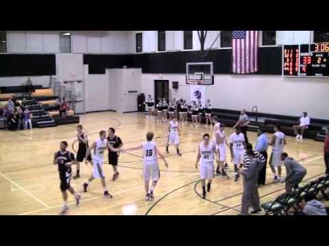 Sam Jones Gilbert Christian Basketball VS Williams Field