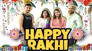 Rakhi Vlog (celebration of rakshabandhan, gifts \u0026 family time) - | Anishka Khantwaal |