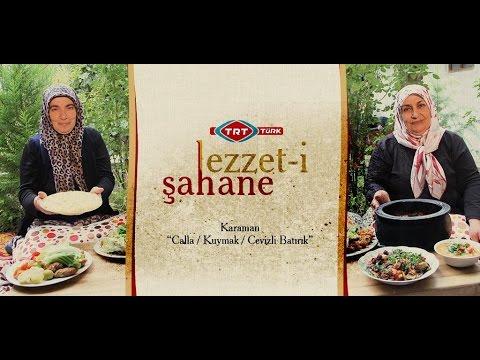 Lezzet-i Şahane 68.Bölüm Karaman