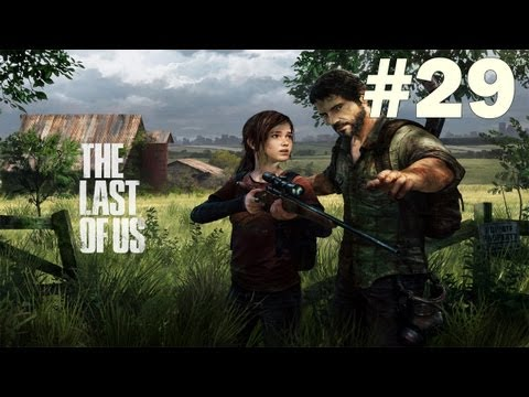 The Last Of Us [Part 29] [Blind Commentary] Ellie I'm goin to teach you how to swim 1 day