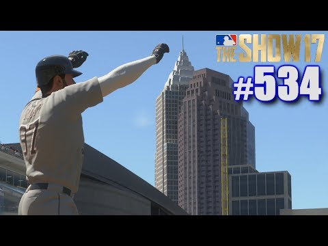 2,000TH CAREER HOME RUN!   MLB The Show 17   Road to the Show #534