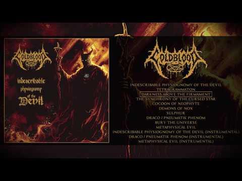 COLDBLOOD - INDESCRIBABLE PHYSIOGNOMY OF THE DEVIL (FULL ALBUM STREAM)  [SATANATH RECORDS]