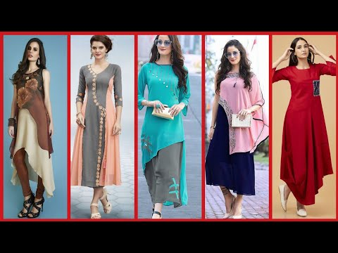 Top 40 Designers Long Casual Shirts Latest Design Ideas For Girls New Collection 2019