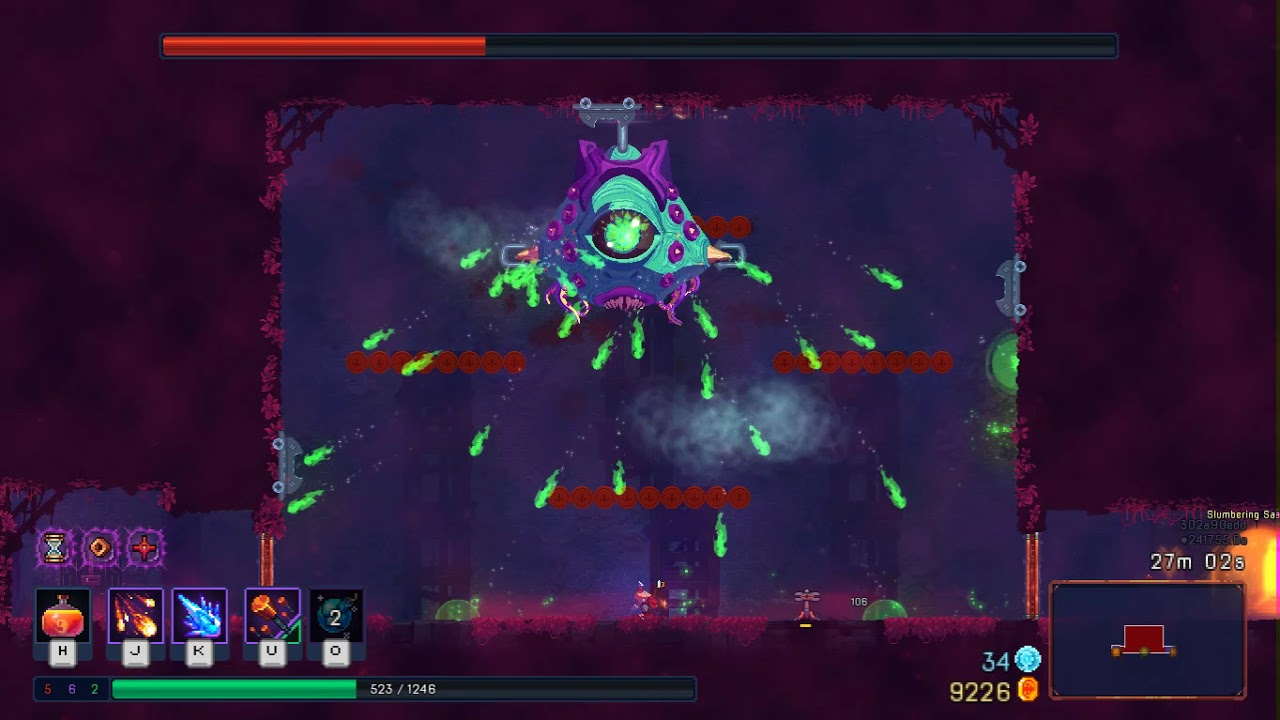 Assimilating the watchers boss source cell dead cells gameplay assimilating the watchers boss source cell dead cells gameplay run20 part3 malvernweather Images