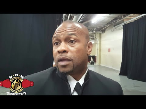 """Why?!"" Roy Jones immediate reaction to Andre Ward"