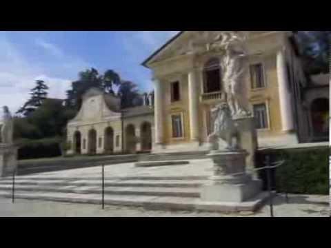 Maser villa Barbaro (arch. Palladio) UNESCO (provincia Treviso Veneto)