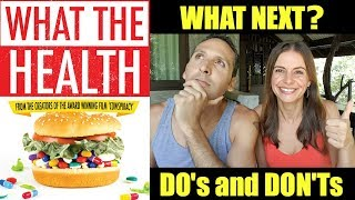 What To Eat & How To Go Vegan After Watching WHAT THE HEALTH | Our Tips!