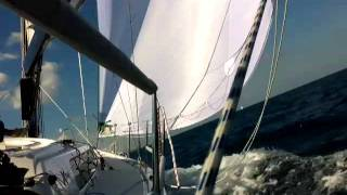 Xp 44 & MEMBRANE RACE Q - A2 and DOWNWIND STAYSAIL