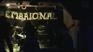 Embrional - Buried by Time and Dust (Mayhem cover)