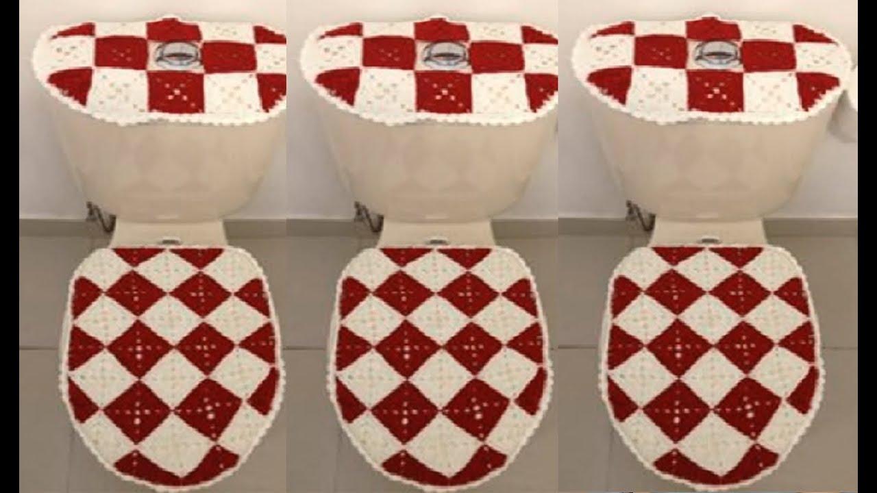 juegos para ba os tejidos a crochet youtube. Black Bedroom Furniture Sets. Home Design Ideas