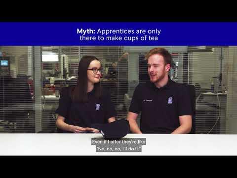 Rolls-Royce | Apprenticeship mythbuster
