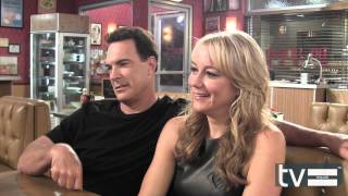 Rules of Engagement Season 7: Patrick Warburton & Megyn Price Interview