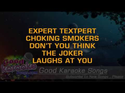 I Am The Walrus -  The Beatles (Lyrics Karaoke) [ goodkaraokesongs.com ]