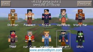 Download Minecraft Pe Premium Skins Mod Videos Dcyoutube - Minecraft spieler skin download