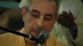 Mayapur Kirtan Mela 2015 Day 2 - Niranjana Swami