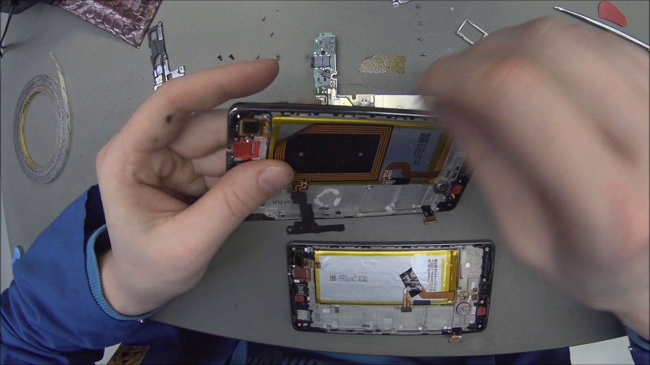 Schemi Elettrici Huawei : Huawei p8 lite ale l21 disassembly replace display modul youtube