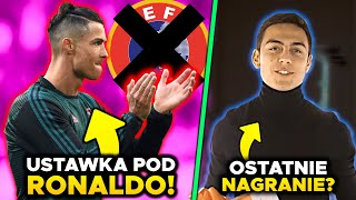 OSZUSTWO UEFA! Ustawka pod Cristiano Ronaldo! Paulo Dybala nagrał POŻEGNANIE?!   LANDRI