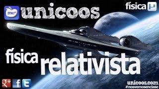 FISICA RELATIVISTA Masa, Longitud, Tiempo BACHILLERATO relatividad