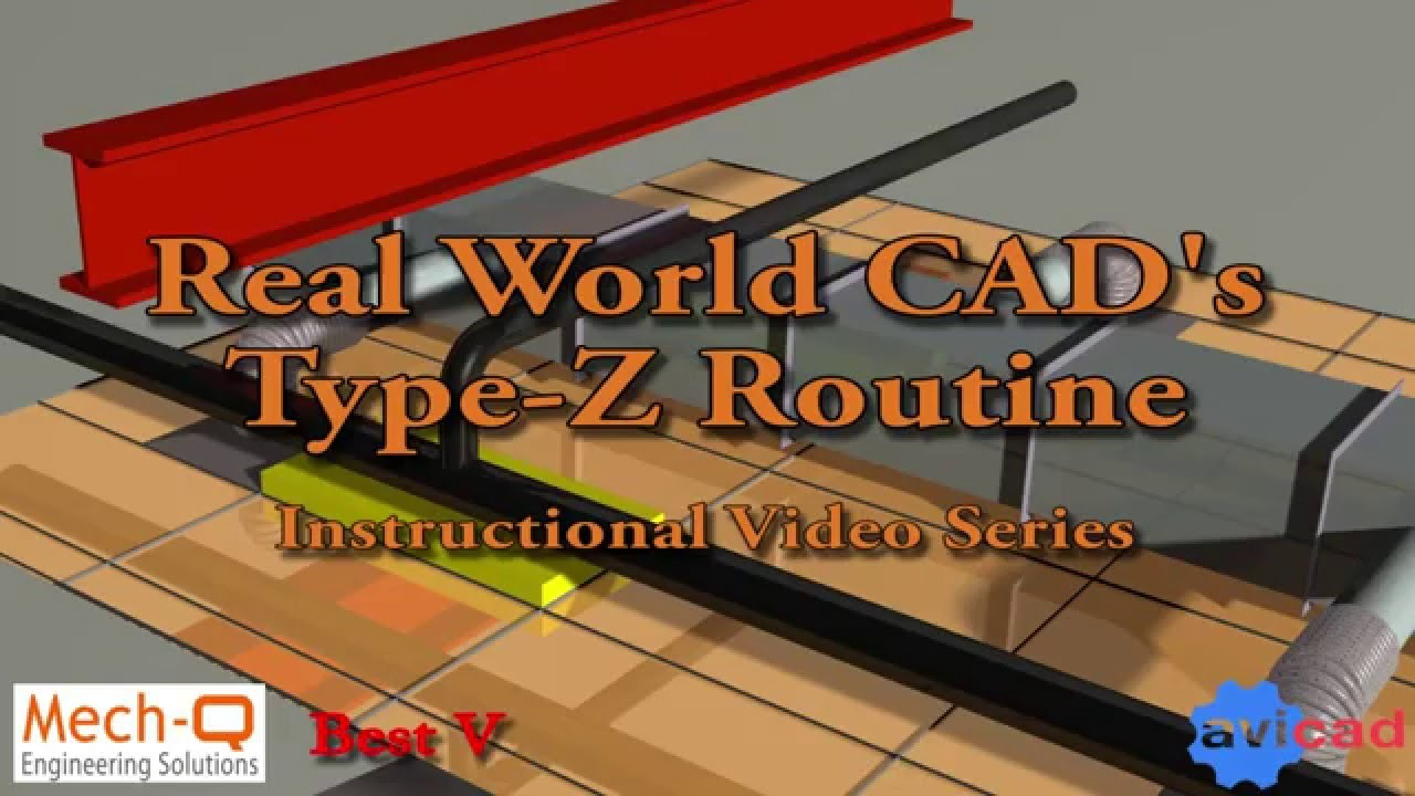 Real World CAD's Type-Z Tool