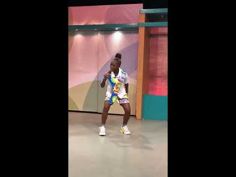 JULANDA'S First Live Performance & TV Appearance on TVJ DAYTIME LIVE
