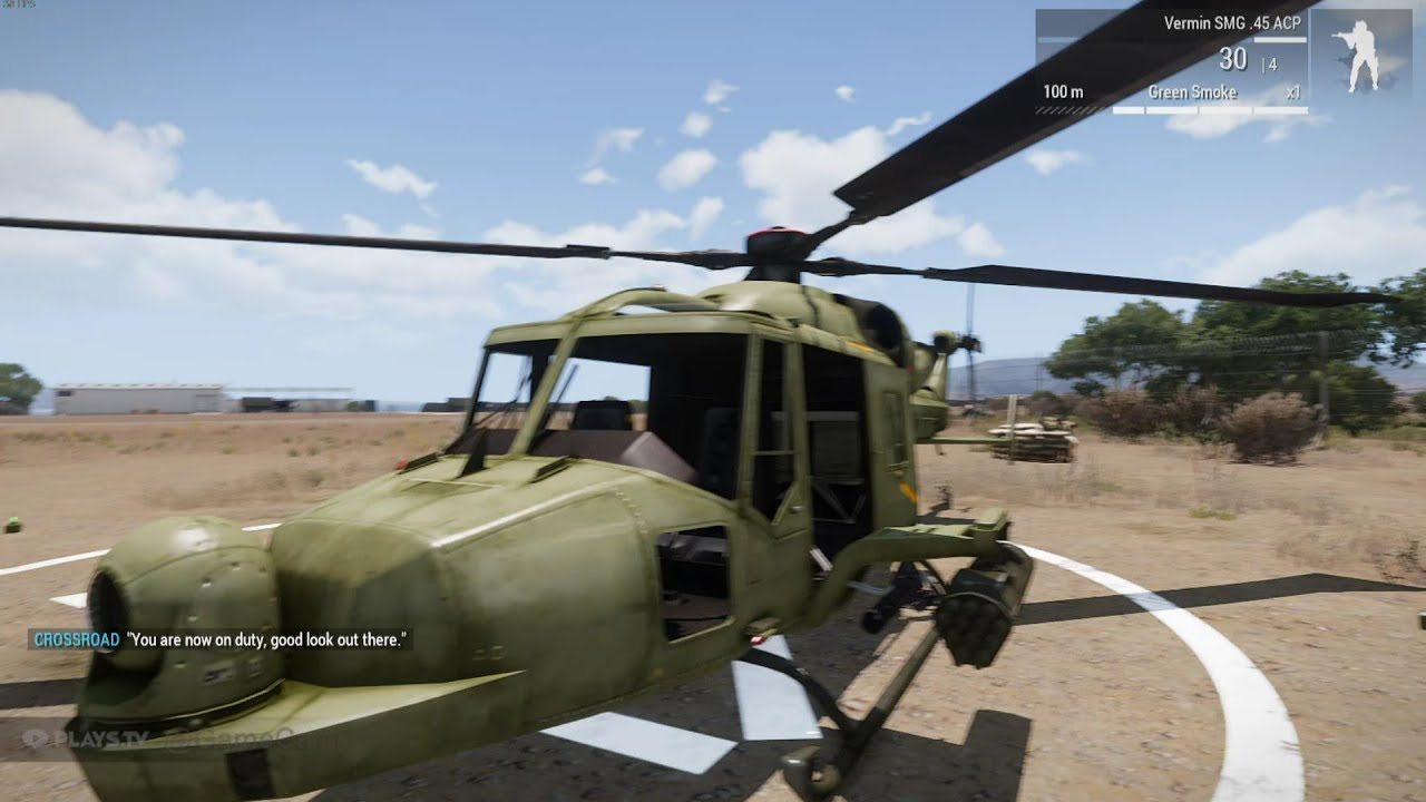ARMA 3: My Helicopter Flying Set-Up (T Flight Hotas X)