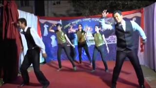 Ward Day 2015 - Yeh Mera Dil Pyaar Ka Deewana | I Am A Disco Dancer