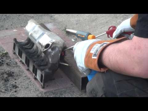 Intake Manifold cleaning part3