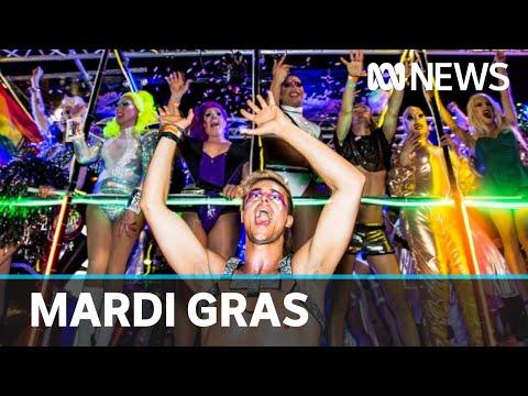 Sydney Celebrates 42nd Gay And Lesbian Mardi Gras | ABC News