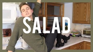 HOW TO MAKE: SALAD Thumbnail