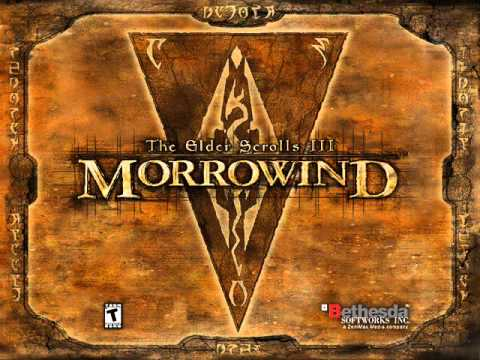 Morrowind soundtrack - The Road Most Travelled