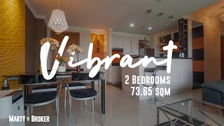 Fully Furnished 2 Bedroom Unit in Fifth Avenue Place, Bonifacio Global City (BGC), Taguig | Vlog# 80