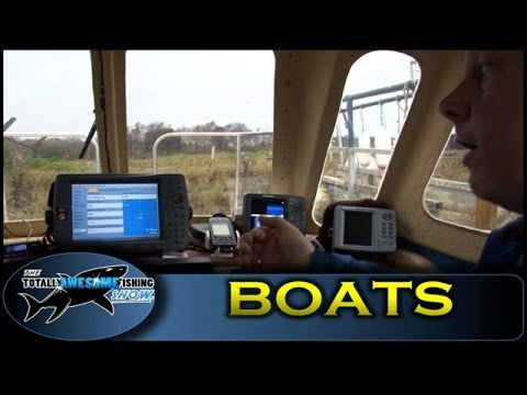 Boat rigging electronics on a Wilson Flyer - Review by Totally Awesome Fishing