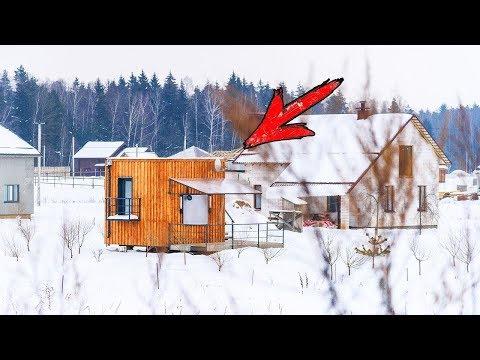 Küçük Bir Ev Yaptılar, Bütün Komşuları Güldü, İçeri Girdiklerinde Herkesin Tüyleri Diken Diken Oldu