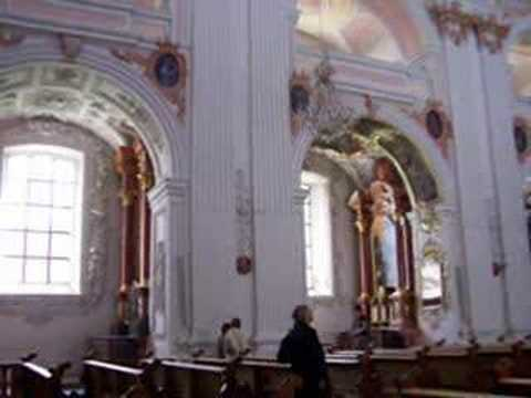 A Visit to the Jesuit Church in Lucerne, Switzerland