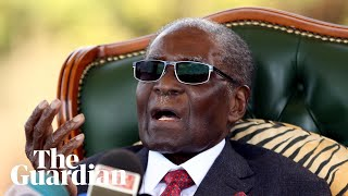 Robert Mugabe: 'I cannot vote for those who have tormented me'