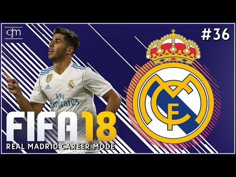 FIFA 18 Real Madrid Career Mode: El Derbi Madrileño & El Clásico #36 (Bahasa Indonesia)