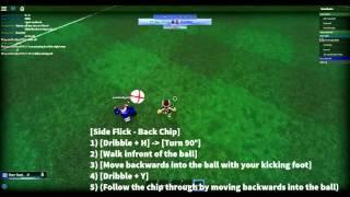 Roblox [TPS 16] Semi-Pro/Amateur Skills Tutorial #12