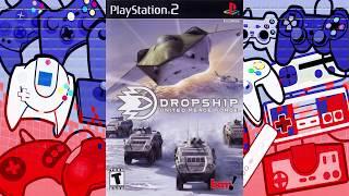 Dropship: United Peace Force (2002 Trailer)