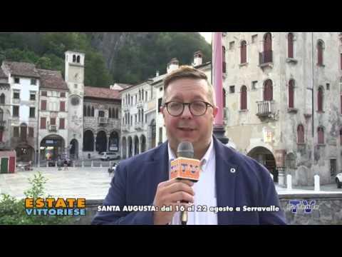 Estate vittoriese - Santa Augusta 2019: dal 16 al 22 agosto a Serravalle