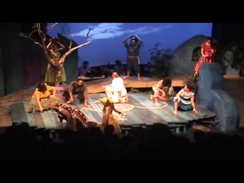 """""""We Dance"""" from Berkeley Playhouse's """"Once On This Island"""""""
