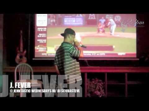 J. Fever @ Jenntastic Wednesdays (www.423pm.com)