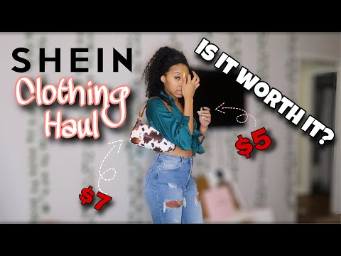 HUGE SHEIN TRY ON HAUL | 24+ Items | CHEAP + TRENDY | TayPancakes