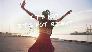 Sondr x Manovski - It's Not Right feat. Laura White (Sondr Remix) [Lyric Video] [Ultra Music]