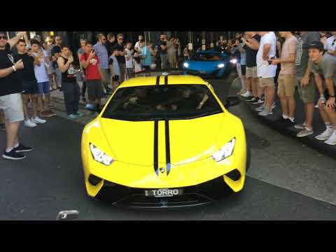 Cars And Coffee Sydney October 2017 Part 3, M4 GTS 6 Aventador SV, 4 675LT, 2 720S and much more