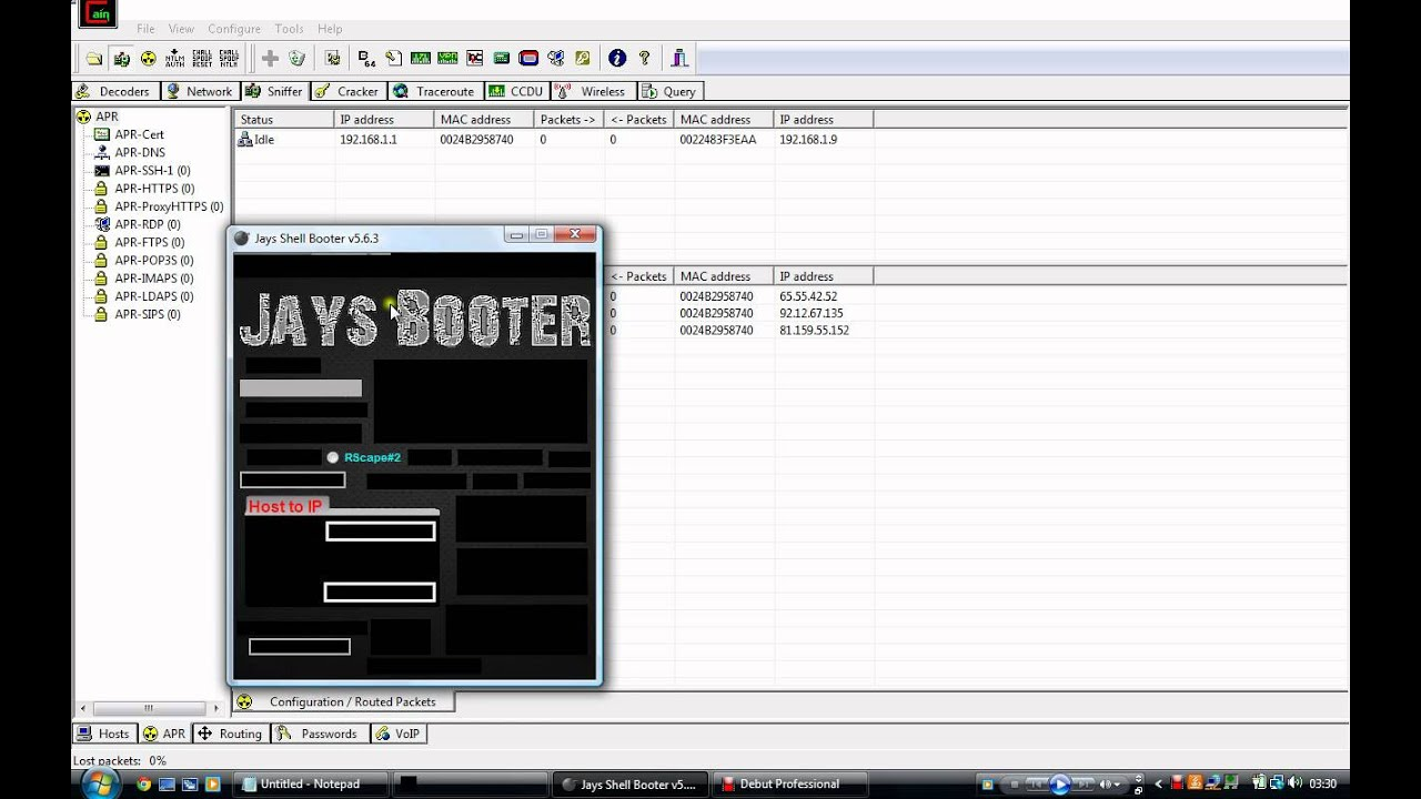 Jays Booter :) - YouTube