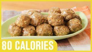Peanut Butter Balls Recipe, Healthy Peanut Butter Recipes