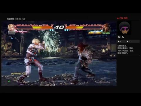 tekken 7 hong kong match