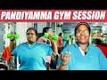 bigil pandiyamma s 100days challenge route to fitness indraja shankar